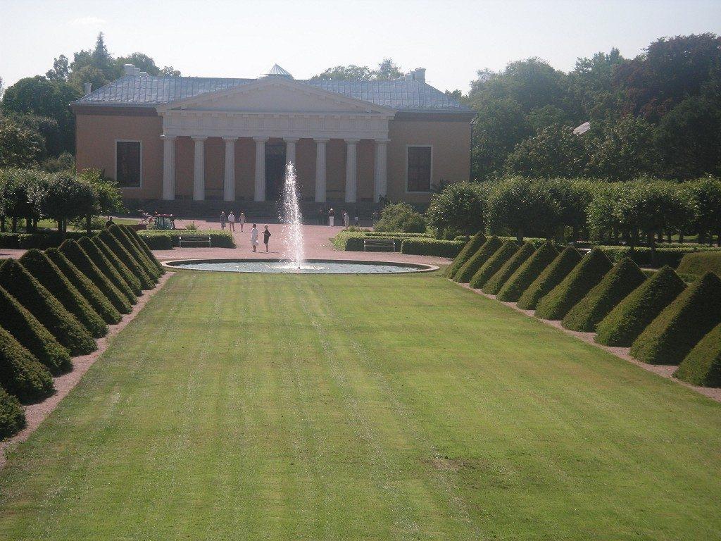 Botanischer Garten Uppsala